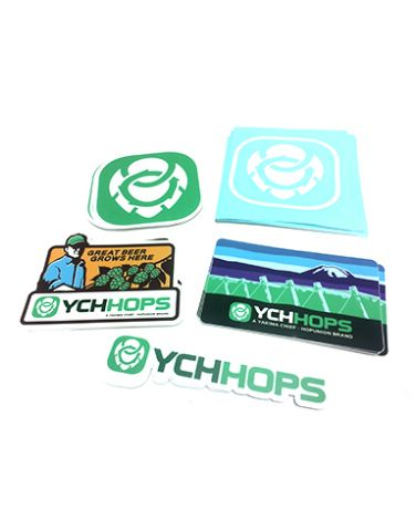 YCH HOPS Sticker Bundle